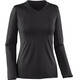Patagonia W's Capilene Daily LS T-Shirt Black